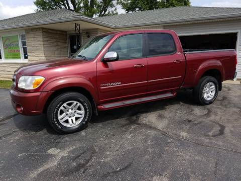 2006 Toyota Tundra for sale at CALDERONE CAR & TRUCK in Whiteland IN