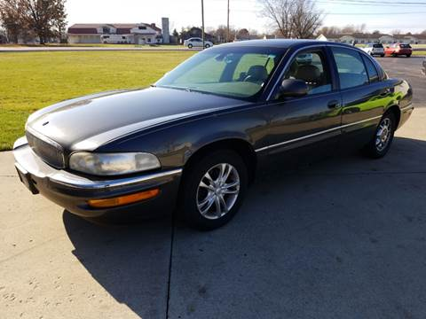 2003 Buick Park Avenue for sale at CALDERONE CAR & TRUCK in Whiteland IN