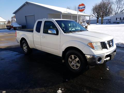 2007 Nissan Frontier for sale at CALDERONE CAR & TRUCK in Whiteland IN