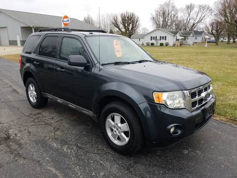 2009 Ford Escape for sale at CALDERONE CAR & TRUCK in Whiteland IN