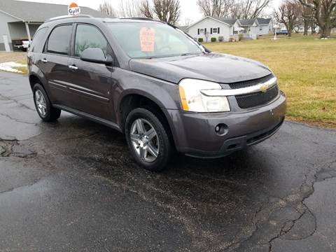 2008 Chevrolet Equinox for sale at CALDERONE CAR & TRUCK in Whiteland IN