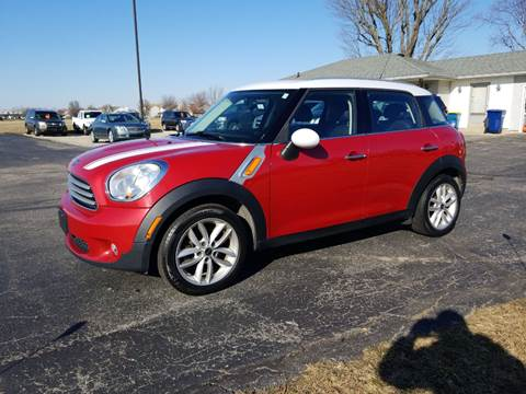 2013 MINI Countryman for sale at CALDERONE CAR & TRUCK in Whiteland IN