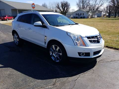 2010 Cadillac SRX for sale at CALDERONE CAR & TRUCK in Whiteland IN