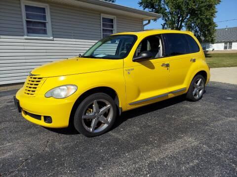 2006 Chrysler PT Cruiser for sale at CALDERONE CAR & TRUCK in Whiteland IN