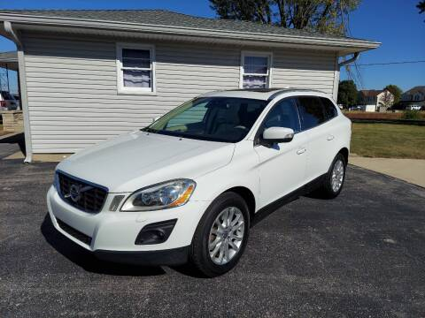 2010 Volvo XC60 for sale at CALDERONE CAR & TRUCK in Whiteland IN