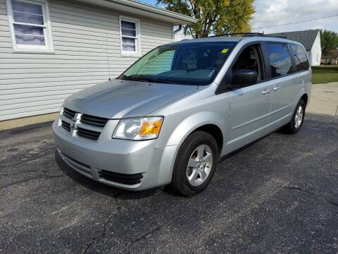 2010 Dodge Grand Caravan for sale at CALDERONE CAR & TRUCK in Whiteland IN