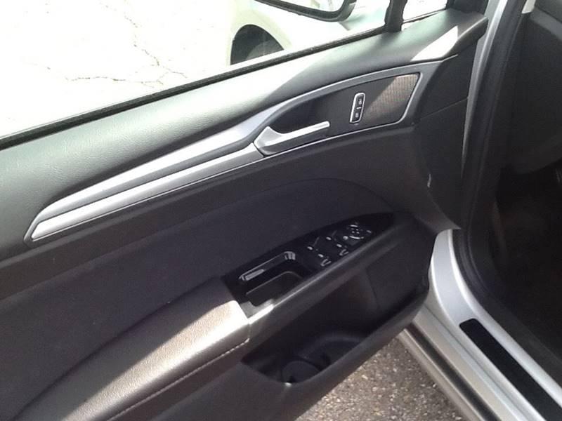 2015 Ford Fusion SE 4dr Sedan - Topeka KS