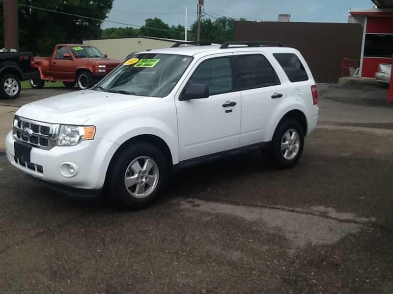 2012 Ford Escape XLT 4dr SUV - Topeka KS