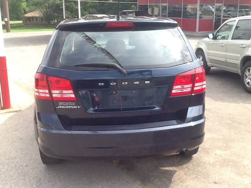 2014 Dodge Journey SE 4dr SUV - Topeka KS