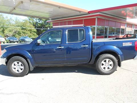 2007 Nissan Frontier for sale in Topeka, KS