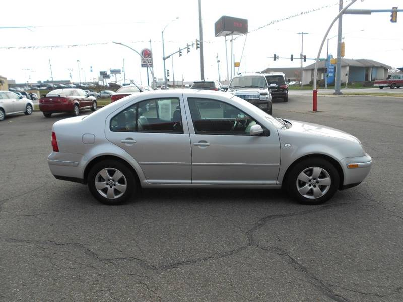 2005 volkswagen jetta gls 4dr sedan in topeka ks