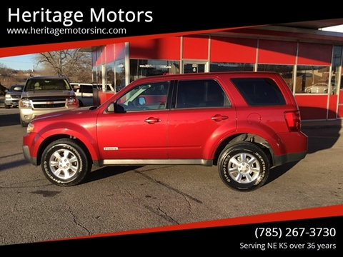 2008 Mazda Tribute for sale in Topeka, KS