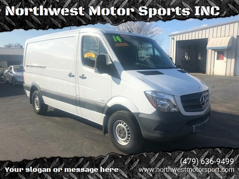 2014 Mercedes-Benz Sprinter Cargo for sale in Rogers, AR