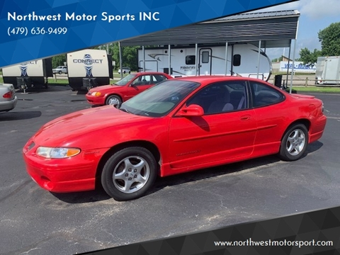 1998 Pontiac Grand Prix for sale in Rogers, AR