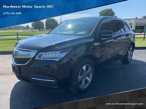 Mdx For Sale >> 2014 Acura Mdx For Sale In Rogers Ar
