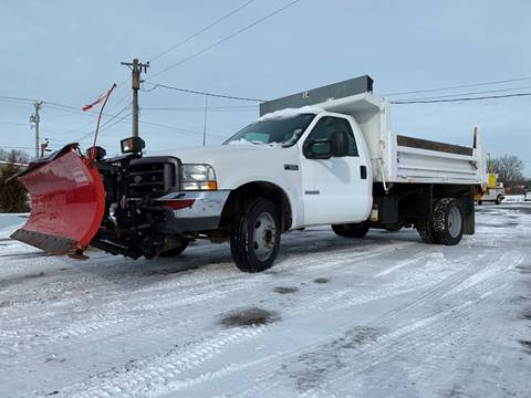 2003 Ford F-550 Super Duty for sale in Brookville, OH