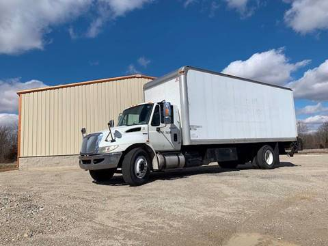 2011 International DuraStar 4400 for sale in Brookville, OH