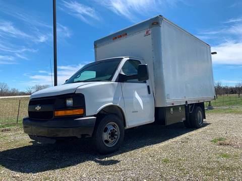 2010 Chevrolet Express Cutaway for sale in Brookville, OH