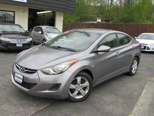 2011 Hyundai Elantra for sale at 44 Auto Mall in Smithfield RI
