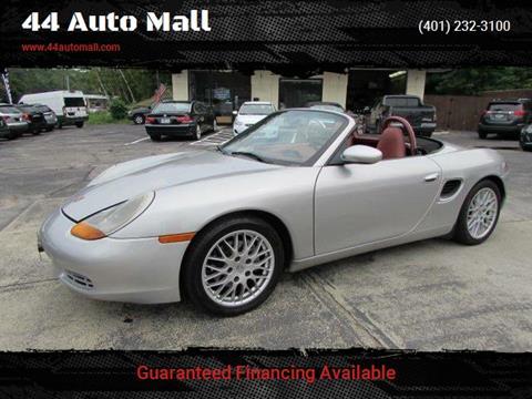 1998 Porsche Boxster for sale in Smithfield, RI
