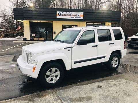2012 Jeep Liberty for sale in Smithfield, RI