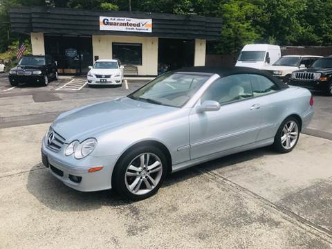 2006 Mercedes-Benz CLK for sale in Smithfield, RI