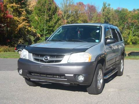 2004 Mazda Tribute for sale in Derry, NH