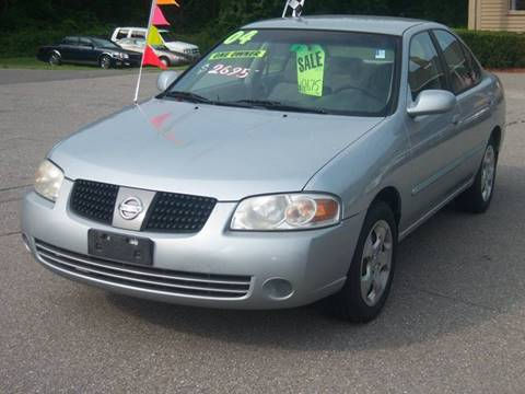 2004 Nissan Sentra for sale in Derry, NH