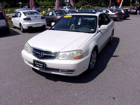 2003 Acura TL for sale in Derry, NH