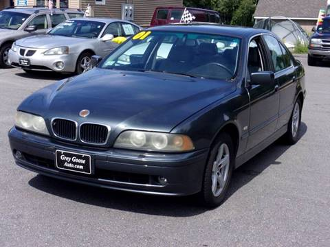 2001 BMW 5 Series for sale in Derry, NH