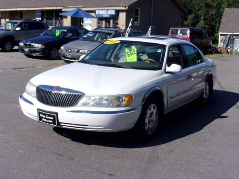 2002 Lincoln Continental for sale in Derry, NH