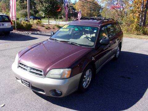 2001 Subaru Outback for sale in Derry, NH