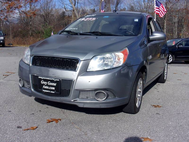 2011 Chevrolet Aveo LS In Derry NH - Grey Goose Truck and Auto