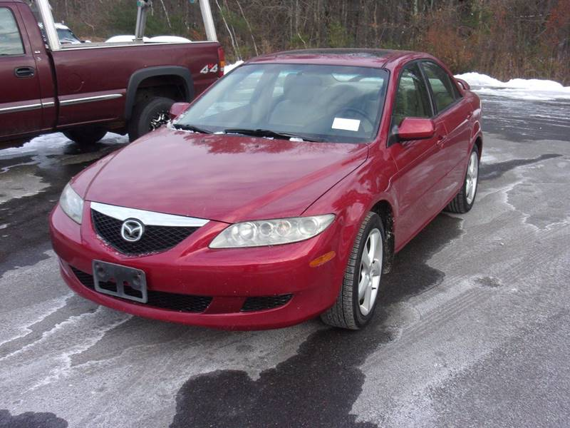 2005 Mazda Mazda6 I In Derry NH - Grey Goose Truck and Auto
