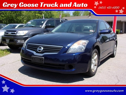 2009 Nissan Altima for sale in Derry, NH