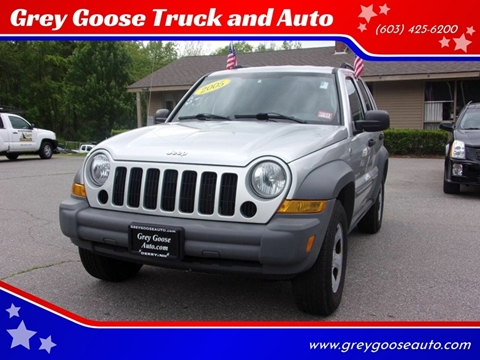 2005 Jeep Liberty for sale in Derry, NH