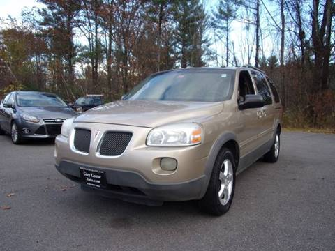 2005 Pontiac Montana SV6 for sale in Derry, NH