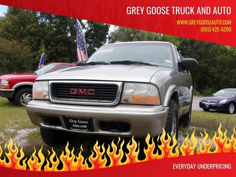 2000 GMC Jimmy for sale in Derry, NH