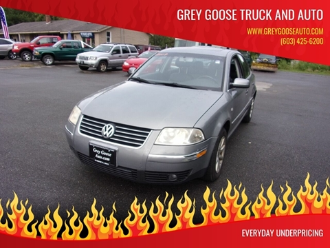 2004 Volkswagen Passat for sale in Derry, NH