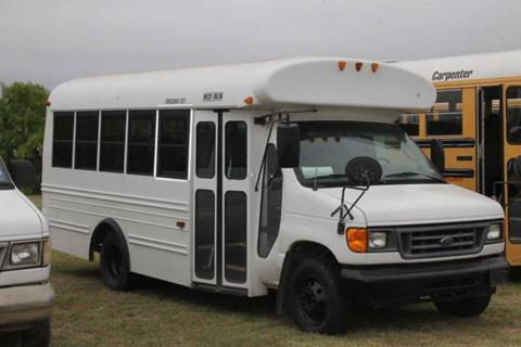 2006 Ford MID BUS for sale at Interstate Bus Sales Inc. in Wallisville TX