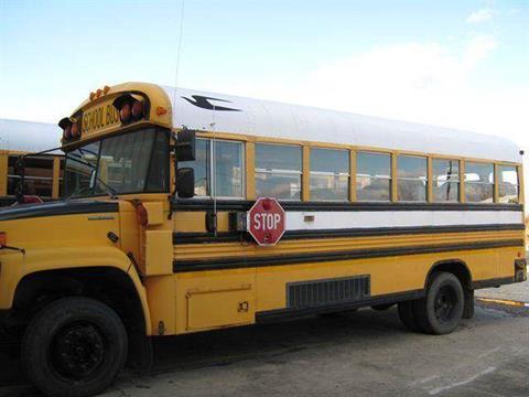 2001 GMC Bluebird for sale in Kingsville, TX