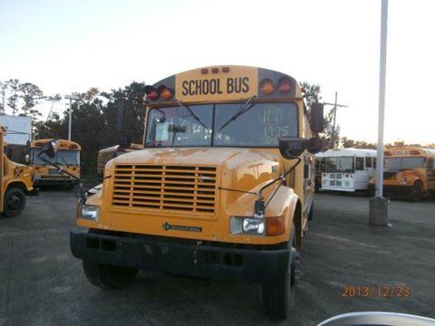 1995 International Thomas for sale at Interstate Bus Sales Inc. in Wallisville TX
