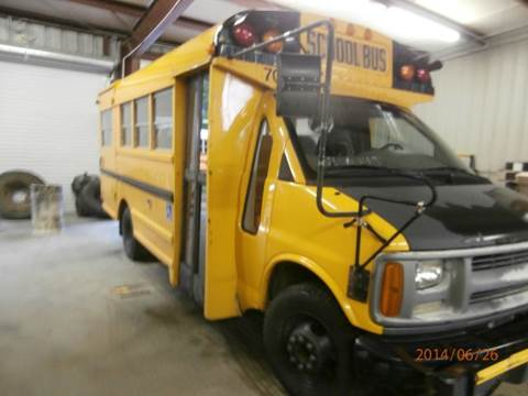 2000 Chevrolet Express for sale in Wallisville, TX
