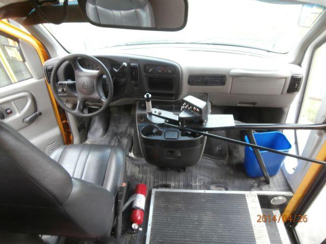 volvo bus fuse box 2001 chevrolet girardin 14 pax in wallisville tx ... #6