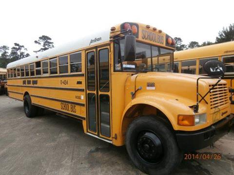 1999 International Am Tran for sale at Interstate Bus Sales Inc. in Wallisville TX