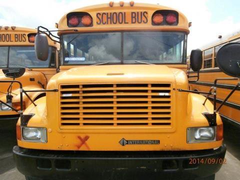 2003 International Blue Bird for sale at Interstate Bus Sales Inc. in Wallisville TX