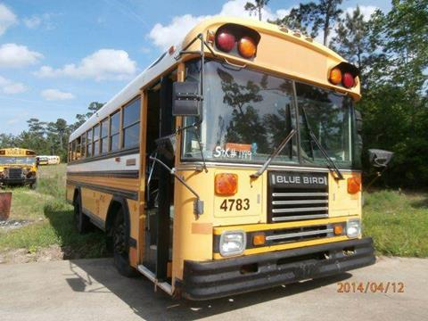 1993 Blue Bird TC-2000 for sale at Interstate Bus Sales Inc. in Wallisville TX