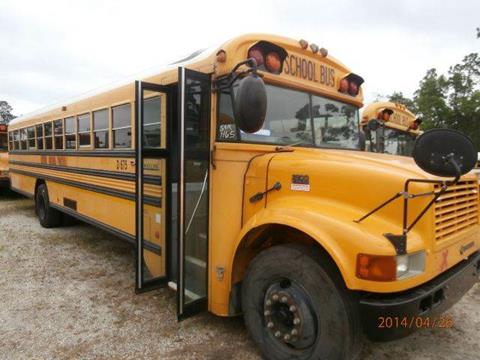 2001 International Blue Bird for sale in Wallisville, TX