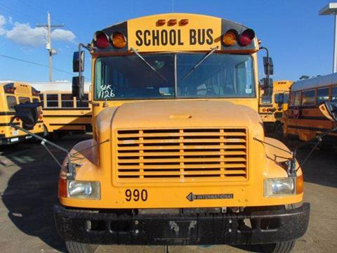 1997 International Thomas for sale at Interstate Bus Sales Inc. - GLOBAL BUS SALES in Alice TX