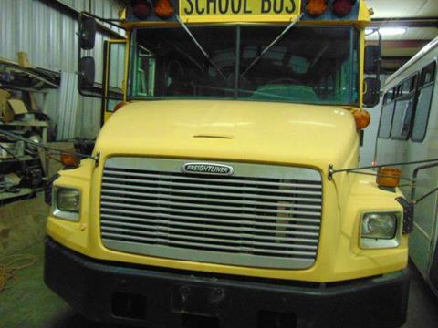 1999 Freightliner Thomas for sale at Interstate Bus Sales Inc. in Wallisville TX